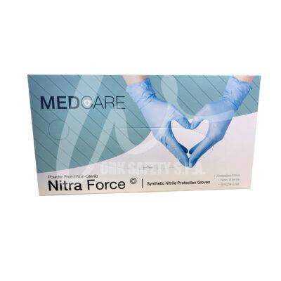 Medicare Front senza taglia con Logo