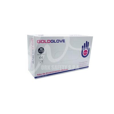 Gold Glove Front con Logo