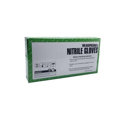 Nitrile Gloves Back senza Taglia