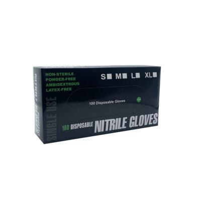 Nitrile Gloves Front senza Taglia