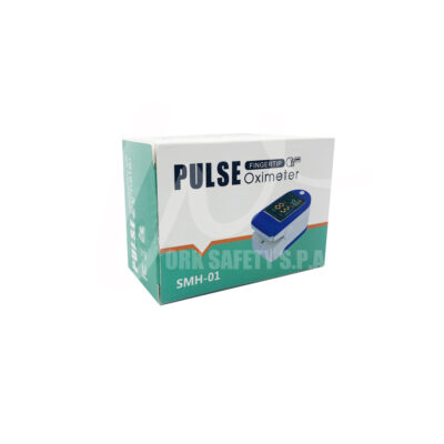 Pulse Oximeter SMH01 Front con Logo