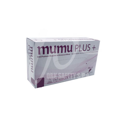 Mumu Plus Front senza taglia con Logo
